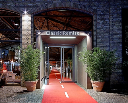 Events in der Classic Remise Berlin